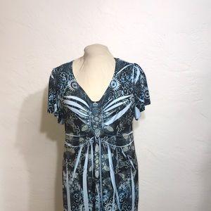 Style & Co Size: 1X Stretch Dress